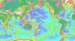 Twenty-year study yields precise model of tectonic-plate movements