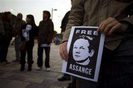 UK fears pro-WikiLeaks attacks on gov't websites (AP)