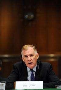 US Deputy Secretary of Defense William Lynn