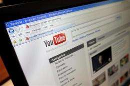 Viacom, YouTube air dirty laundry in legal battle (AP)