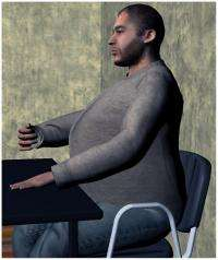 Virtually feeling fat