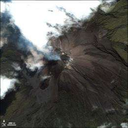 Volcanoes have shifted Asian rainfall