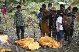 Warning systems often don't help tsunami victims (AP)