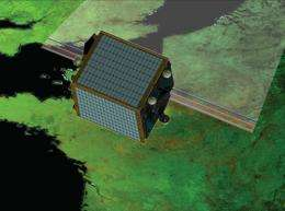 Wide-eyed Proba-V will track global vegetation daily