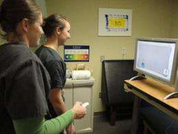 Wii set to deliver rehab for stroke victims
