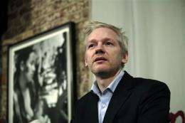 WikiLeaks' Assange faces extradition hearing (AP)