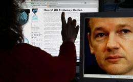 WikiLeaks defends its decision to publish thousands of classified US diplomatic cables