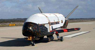 X-37B robotic space plane aims for Thursday launch