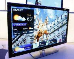Yahoo! and Samsung launched their Connected TV partnership at a major Consumer Electronics Show in Las Vegas in 2009