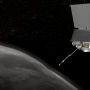 OSIRIS-REx spacecraft in good