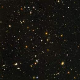 New Hubble treasury project to survey first third of cosmic time