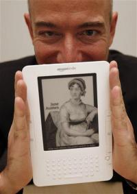 Amazon releasing Kindle software for Android (AP)