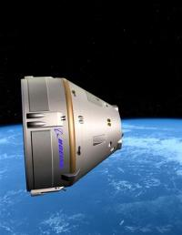 Boeing unveils its commercial capsule spacecraft