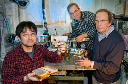 Brookhaven Lab chemists receive patents for fuel-cell catalysts