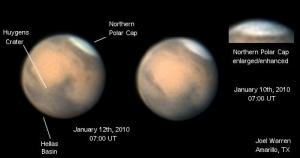 Close Encounter with Mars