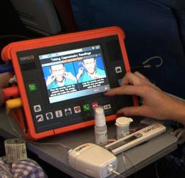 Code Blue: ESA emergency telemedicine system soars to commercial success