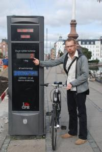 Copenhagen is hoping 50 percent of commuters will get around by bike by 2015