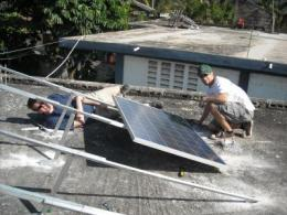 Green@Rensselaer: Students using solar power to create sustainable solutions for Haiti, Peru