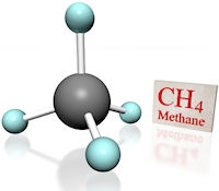 Methane to blame for Earth's smell