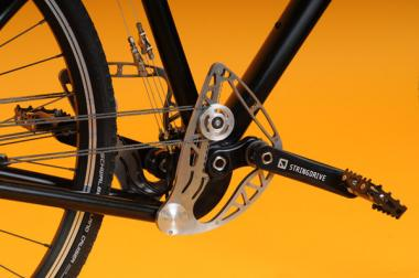 Introducing Stringbike: the bike with no chain (w/ Video)