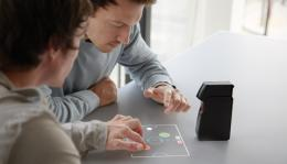 Introducing the Light Touch interactive projector