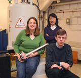 Iowa State, Ames Lab chemists discover how antiviral drugs bind to and block flu virus