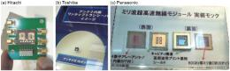 Japanese Manufacturers Developing Millimeter-Wave Communication Chips