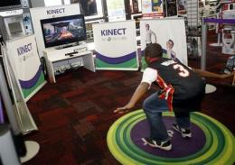Kinect aims to please, but price could be a hurdle (AP)