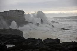 Maximum height of extreme waves up dramatically in Pacific Northwest