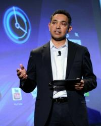 Motorola Mobility CEO Sanjay Jha said of the Xoom: