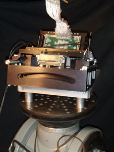 New airborne multiangle polarizing imager checked out by NASA ER-2