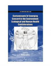 New book examines health and environmental impacts of common (and not-so-common) chemicals