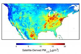 New map provides global view of air pollution