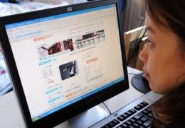 Online shopping in China has boomed in recent years