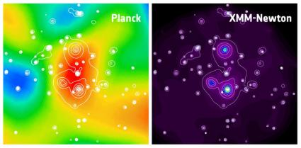 Planck Surveyor: 15,000 New Celestial Objects