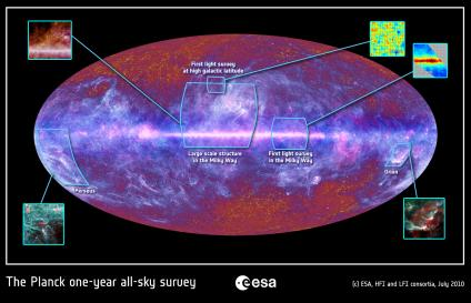 Planck unveils the Universe -- now and then (w/ Video)