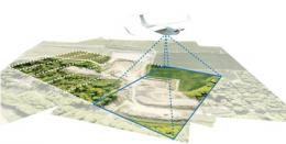 Satellite navigation steers unmanned micro-planes