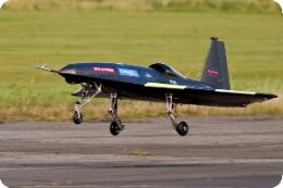 Showcase UAV demonstrates 'Flapless Flight'