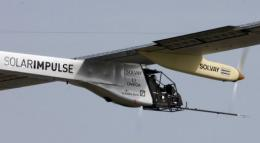 Solar Impulse staying aloft for 26 hours, 10 minutes and 19 seconds