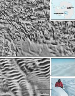 Strange Martian Spirals Explained