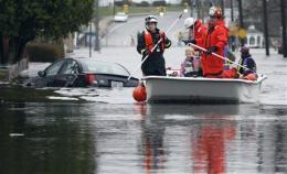 Study: Northeast seeing more, fiercer rainstorms (AP)