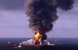 The Gulf of Mexico oil blast last April killed 11 workers and caused the worst spill in US history