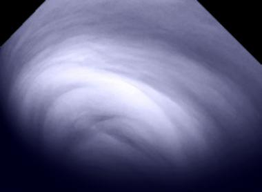 Venus holds warning for Earth