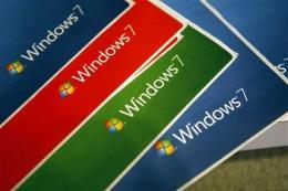 Windows 7 sales boost Microsoft 4Q net income (AP)