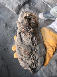 World's Oldest Leather Shoe Found in Armenia