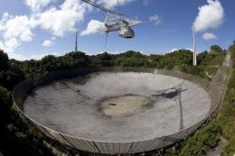 BYU team installs new antenna on world?s largest radio telescope