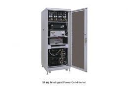 Sharp develops intelligent power conditioner