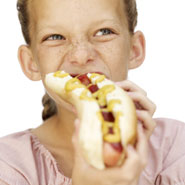 High meat diet may lead to early puberty for girls