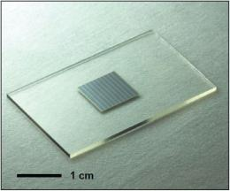 New method to make gallium arsenide solar cells