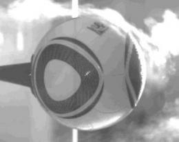 Caltech Scientists Test Air Flow Over the 2010 World Cup Soccer Ball